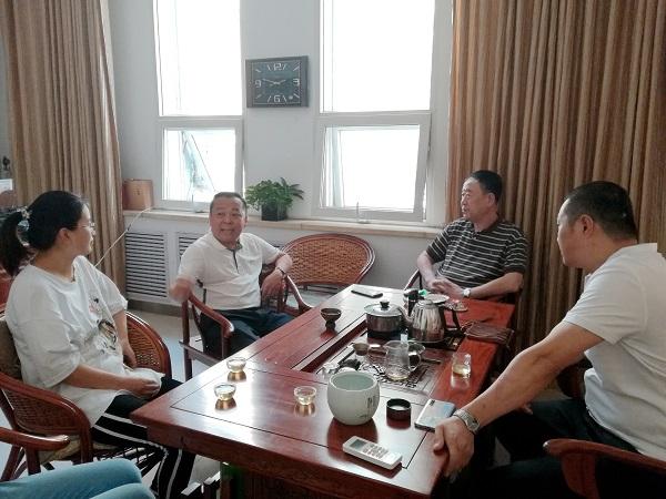 """走访企业系列:""""大晋医匠""""护健康,专注海参""""康悦堂"""""""